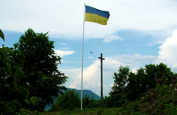 Ukrajna kétarcúságának etnikai földrajzi háttere
