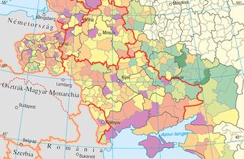 A történelem nyomai a mai térszerkezetben – belső törésvonalak az európai posztszovjet térségben